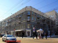 Дом купца Мещерякова — Саратов, проспект Кирова, 19