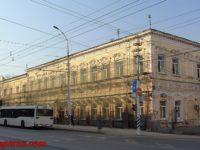 Дом купца С.И. Степашкина (11-й корпус СГЮА) — Саратов, улица Московская, 34