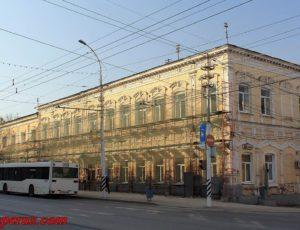 Дом купца С.И. Степашкина (Саратовский колледж кулинарного искусства) — Саратов, улица Московская, 34