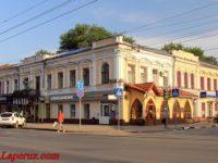 Дом владельца мебельной фабрики Е.В. Ступина — Саратов, улица Московская, 95
