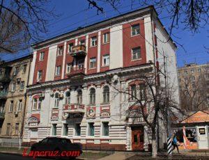 Дом А.Н. Вольского — Саратов, улица Советская, 30