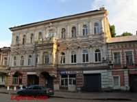 Доходный дом И.З. Левковича — Саратов, улица Киселёва, 19