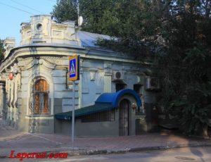 Дом купца В.В. Богословского — Саратов, улица Мичурина, 186/26