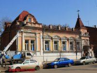Дом купца Крафта (Детский сад «Ягодка») — Саратов, улица Сакко и Ванцетти, 44