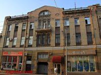 Дом купца Лаптева (Бывший магазин «Военторг») — Саратов, улица Московская, 90