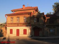 Дом-музей Павла Кузнецова — Саратов, улица Октябрьская, 56