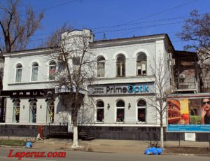 Дом врача Мариинского института благородных девиц В.А. Петрова — Саратов, улица Советская, 38