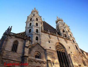 Собор святого Стефана в Вене и его окрестности