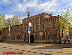 Особняк Деконского (Саратовское художественное училище) — Саратов, улица Советская, 65