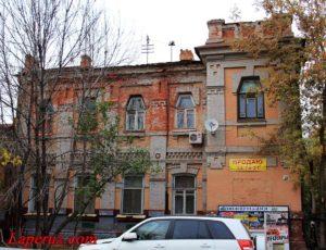 Второй дом А.А. Тилло (Бывший Дом пионеров) — Саратов, улица Сакко и Ванцетти, 36