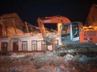 В Угличе обрушился этаж дома-объекта культурного наследия