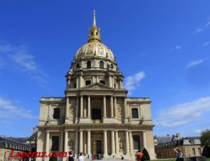Собор Дома инвалидов (Église Saint-Louis-des-Invalides) — Париж, 129 Rue de Grenelle