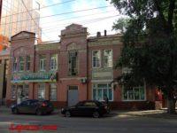 Аптека Георгия Фридолина — Саратов, улица Железнодорожная, 50/15