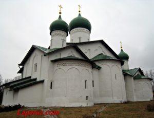 Церковь Богоявления с Запсковья — Псков, улица Герцена, 7