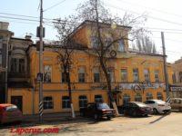 Дом Хариных-Горбуновых — Саратов, улица Радищева, 18