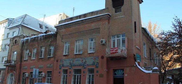 Саратовский модерновый особняк признан аварийным