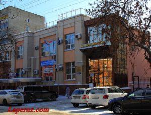 Дом О.П. Шмидта — Саратов, улица Сакко и Ванцетти, 21