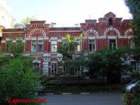 Дом Л.П. Захаровой — Саратов, улица Пушкина, 3