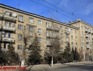Жилой дом — Саратов, улица Московская, 32