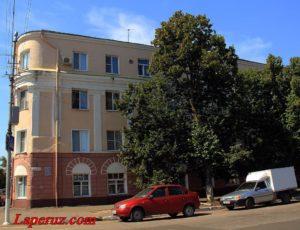 Дом купца А.И. Давыдова — Балашов,  улица Ленина, 8