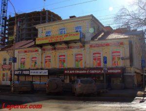 Дом Л.И. Кариной — Саратов, улица Московская, 45