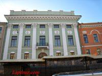 Дом князя С.С. Абамелек-Лазарева — Санкт-Петербург, набережная реки Мойки, 23 / улица Миллионная, 24