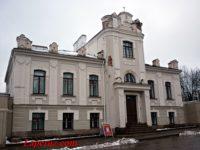 Дом Масона (Фонды Псковского музея-заповедника) — Псков, Комсомольский переулок, 6