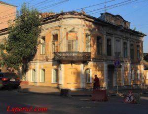 Дом Пасхаловой — Саратов, улица Чернышевского, 178 / Первомайская, 14