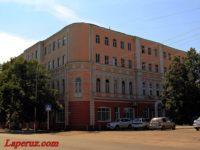 Дом с отделом ЗАГС — Балашов, улица Ленина, 10