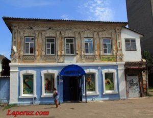 Дом сына городского головы — Балашов, улица Карла Маркса, 7