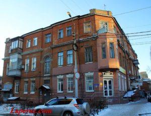 Дом врача И.С. Брода — Саратов, Мирный переулок, 23