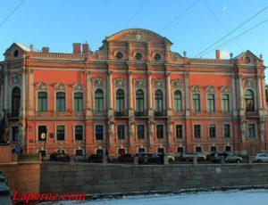 Дворец Белосельских-Белозерских — Санкт-Петербург, Невский проспект, 41