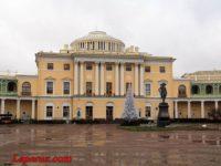 Павловск на Славянке. Меланхолическая зимняя экскурсия