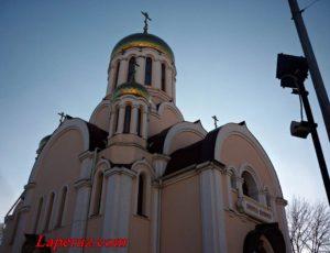 Храм в честь иконы Божией Матери «Державная» — Самара, улица Фрунзе, 151