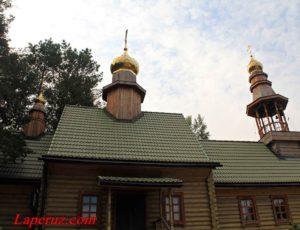 Храм Рождества Пресвятой Богородицы — Саратов, посёлок Мирный, улица Городская