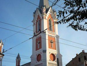 Лютеранская кирха святого Георга — Самара, улица Куйбышева, 115/117