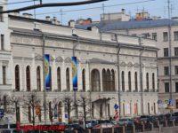 Шуваловский дворец (Музей Фаберже) — Санкт-Петербург, набережная Фонтанки, 21