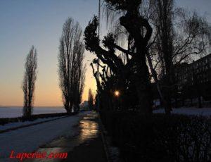 Набережная Космонавтов: Гагарин, Волга и спящие красав(и)цы