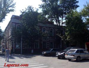 Особняк купцов Камских — Балашов, улица Карла Маркса, 20