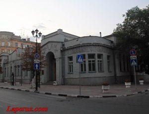 Особняк И.П. Шмидта — Саратов, улица Волжская, 32