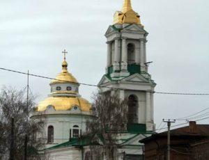 Покровский собор — Елабуга, улица Большая Покровская, 42