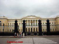 Михайловский дворец (Государственный Русский музей) — Санкт-Петербург, улица Инженерная, 2-4