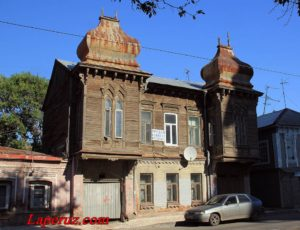 Дом старообрядцев — Самара, улица Галактионовская, 82
