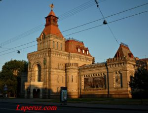 Государственный мемориальный музей А.В. Суворова — Санкт-Петербург, улица Кирочная, 43