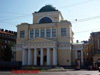 Российский государственный музей Арктики и Антарктики — Санкт-Петербург, улица Марата, 24А