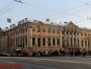 Строгановский дворец — Санкт-Петербург, Невский проспект, 17