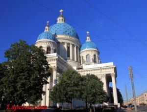 Троице-Измайловский собор — Санкт-Петербург, Измайловский проспект, 7А