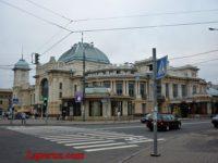 Витебский вокзал — Санкт-Петербург, Загородный проспект, 52