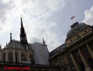 Часовня Сен-Шапель (Sainte-Chapelle) — Париж, 8 Boulevard du Palais