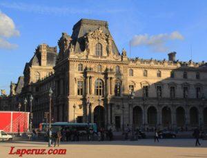 Лувр (Musée du Louvre) — Париж, 99, rue de Rivoli